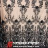 Tulle Baroque 3D Embroidery Black