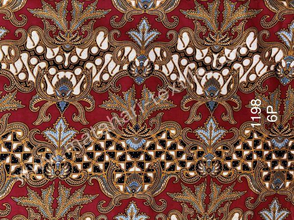 Batik Katun BR 1198(6P)