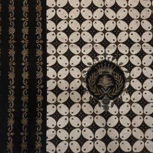 Batik Tulis Katun Satin BTS03