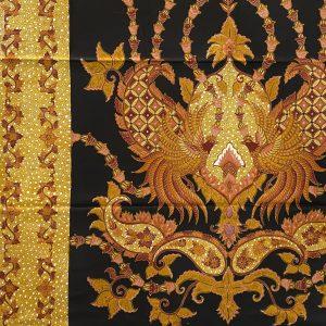 Batik Tulis Katun Satin BTS02