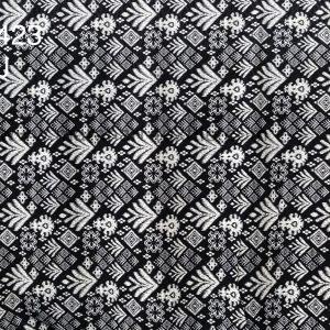 Batik Polyester Dobby 23423-J