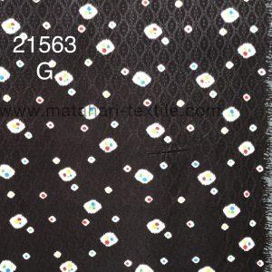 Batik Polyester Dobby 21563-G