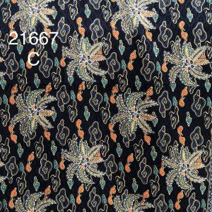 Batik Polyester Dobby 21667-C
