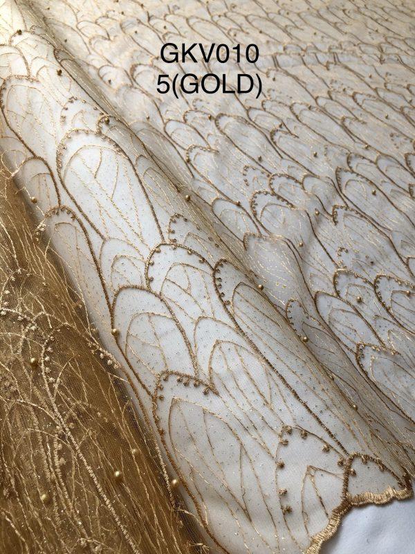 Tulle GKV010-5(GOLD)
