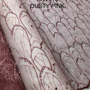 Tulle GKV010-DUSTY PINK