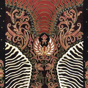 Batik Tulis Katun B014