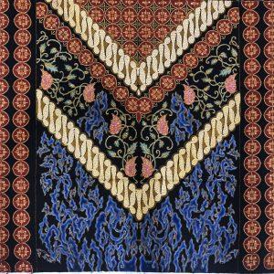 Batik Tulis Katun Satin BTS01