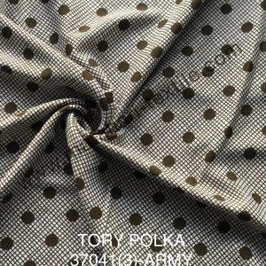 Tory Burch Polka(3)Army