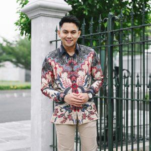 Jayabaya Batik Yasa Kemeja Batik Pria