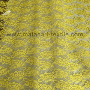 LACE CORD LILY - KUNING