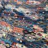 VISCOSE DISCHARGE PRINT 9978 - GREY