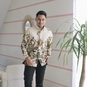 PRE ORDER Jayabaya Batik Lakeswara Kemeja Batik Pria Lengan Panjang