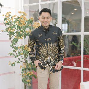 PRE ORDER Jayabaya Batik Adhinatha Kemeja Batik Pria Lengan Panjang